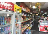315 Romford Road OFF LICENSE SHOP WITH BASEMENT FOR SALE IN FOREST GATE ON MAIN ROMFORD ROAD