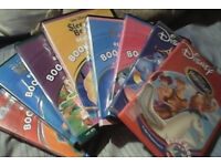 13 Disney READ TO ME cds and books.
