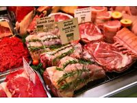 Experianced Full and Part Time Retail Butcher Wanted on Marylebone High Street