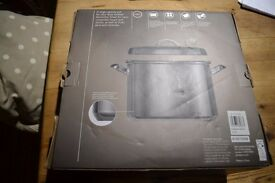 John Lewis Classic Stockpot with Lid 5Litre, 24cm RRP £65