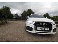 Audi Q3 2.0 TDI S line Plus S Tronic Quattro (s/s) 5dr