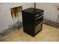 Freestanding Leisure electric oven with ceramic hob. Less than 2 years old in very good condition.