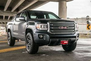 2015 GMC Canyon SLE 4x4 Leveling Kit And 30 New Tires