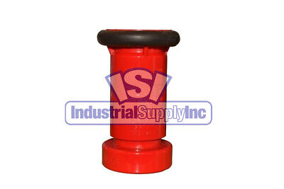 Fire Hose Nozzle Wbumper 2 National Pipe Straight Hose Npsh Polycarbonate
