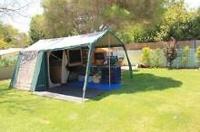 Oztrail Camper 6 with AUX Battery Powered & Accessories Kardinya Melville Area Preview