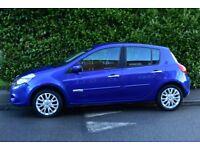 RENAULT CLIO 1.2 16V DYNAMIQUE TOM TOM 5 DOOR, 60REG, EXCELLENT CONDITION