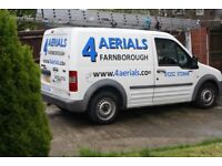 TV Aerial & Satellite Business, FOR SALE.