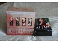 Alias complete series 1-5