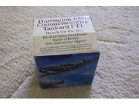 "Dartington Collectable, Frank Thrower 1990 FT1 Tankard ""Reach for the Sky"""