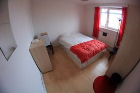 NB* 2 minutes to station # Double room at only £150 pw in a 3 bedroom flat