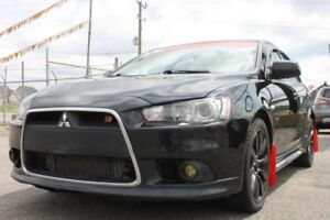2010 Mitsubishi Lancer Ralliart*AUTOMATIQUE SST*AWD*TOIT OUVRANT