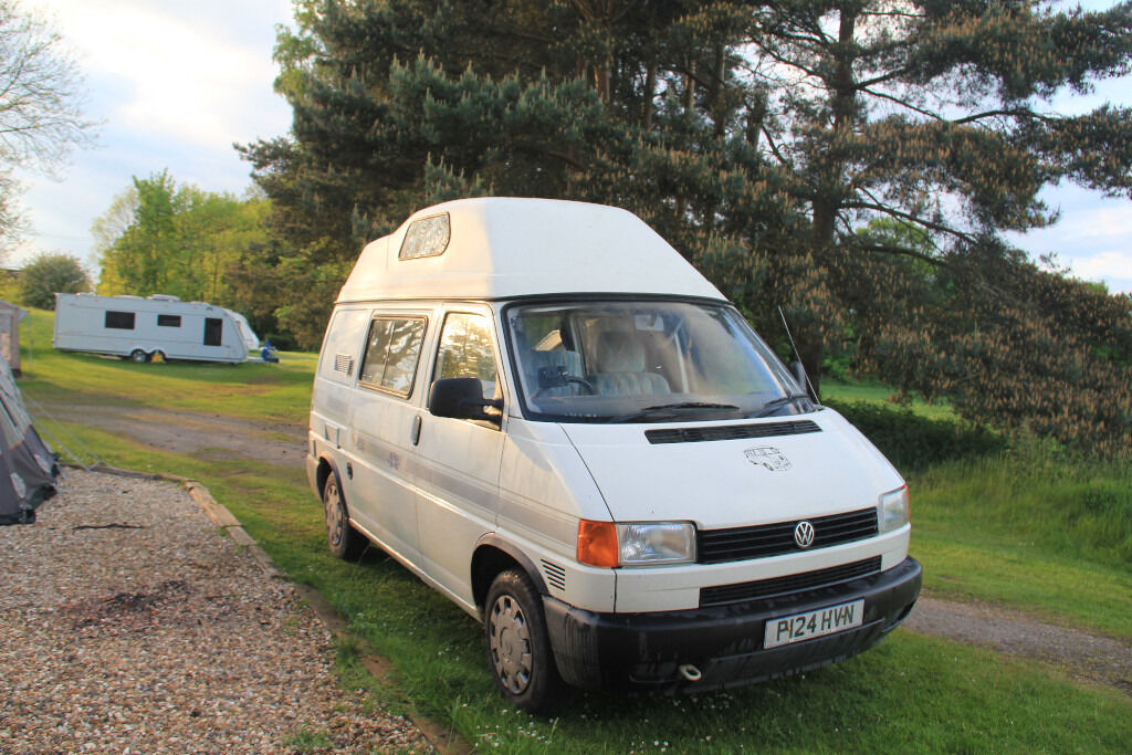 VW Transporter 19td 800 Special Leisuredrive Conversion