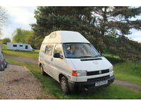 VW Transporter 1.9td 800 special, 'leisuredrive' conversion
