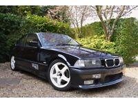 BMW E36 328i Coupe Track/Drift Project