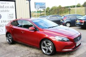 Volvo V40 D2 SE 1.6d 113 bhp (Finance & Warranty) Free road tax!