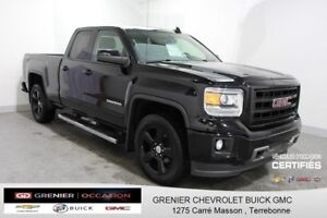 2015 GMC SIERRA 1500 4WD DOUBLE CAB 5.3 ELEVATION/AWD/MARCHE-PIE