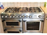 Cannon Stainless Steel All gas Range Cooker 1000mm x 650mm inc handles