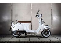 *Brand New* 66 plate AJS Modena Learner 125 Scooter. Warranty. Free Delivery. Part-ex