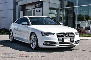 2014 Audi S5 3.0 Technik *Certified*