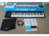 ALESIS V61 61-Key USB-MIDI Keyboard Controller