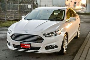 2016 Ford Fusion SE Loaded Ecoboost Only 2600Km Payments From $1