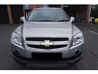 Chevrolet Captiva 2.4 LS Best Example bargain