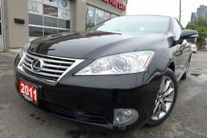 2011 Lexus ES 350 Premium, Navigation , Panoramic roof