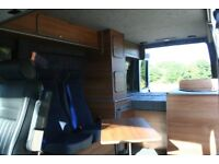 campervan motorhome new build