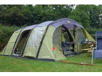 Vango Evoque Airbeam Tent 2014 for sale