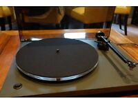 NAD 533 Turntable with Rega RB 250 arm & Goldring Electra cartridge