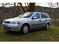Vauxhall Astra Estate 1.6LS MK4 2003