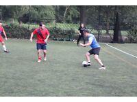 Social 5 a-side Football- PADDINGTON - Play When You Want, 7-8pm