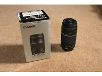 Canon 70-300mm 4-5.6 USM III
