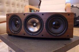 Kef IQ60c - Centre speaker AV surround Sound Home Cinema