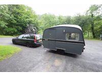 Vintage Caravan Thomson Glen 1969 Restored