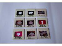 SANKYO Macro-Focus Titler with Attachment Stencil Cards