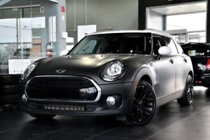 2017 MINI Cooper Clubman All4 (AWD) + MATTE BLACK +GARANTIE