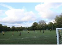 fancy playing footy ? Join to our local football games | Players wanted at clapham