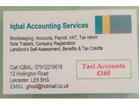 Book-keeping & Accounting Services for Small Businesses