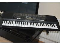 CASIO CTK-700 61 KEYS/POWER ADAPTER/STAND CAN BE SEEN WORKING