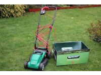 Qualcast 1200 watt Mower.