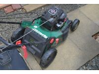 Qualcast Lawn Mower Lawnmower (Rotary) 158cc Briggs & Stratton Engine