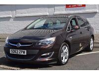 Vauxhall Astra SRI 1.6 Petrol, Automatic FSH low mileage