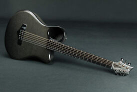 Emerald X7 Opus Carbon Fibre Travel Guitar like Little Martin/Taylor with LR Baggs PX/Swap??