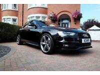Audi A4 2.0 TDI S Line Black Edition 2013