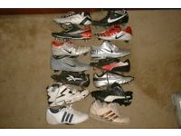 football boots (size 4)