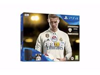 Playstation4 PS4 slim 500GB With Fifa 18 BRAND NEW