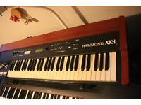 Hammond XK-1 Stage Organ with Hard Case