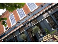 Junior Sous Chef/Senior CDP required for beautiful pub & restaurant in East Dulwich-immediate start!