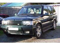2001 Land Rover RANGE ROVER Vogue 4.6 V8 LPG
